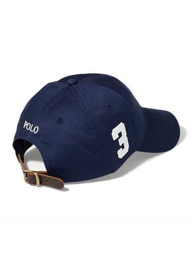 Picture of POLO RALPH LAUREN | Men's Big Pony Chino Baseball Cap