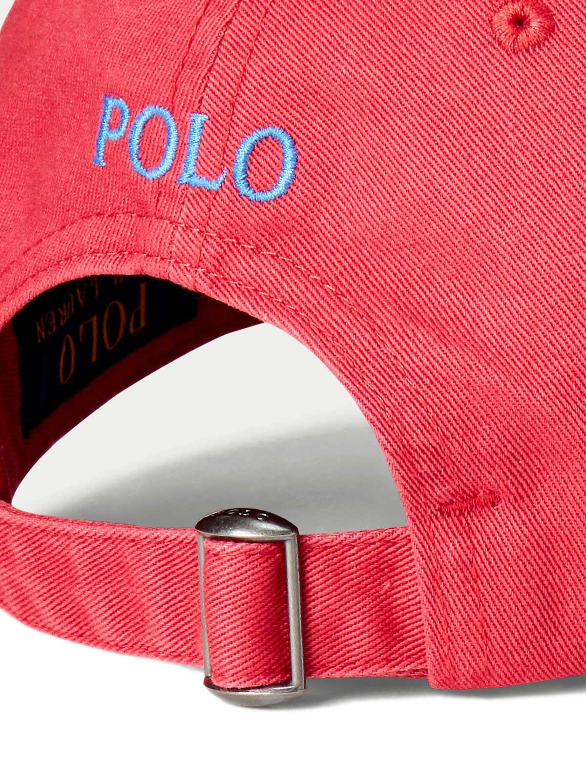 Picture of POLO RALPH LAUREN | Men's Chino Baseball Cap