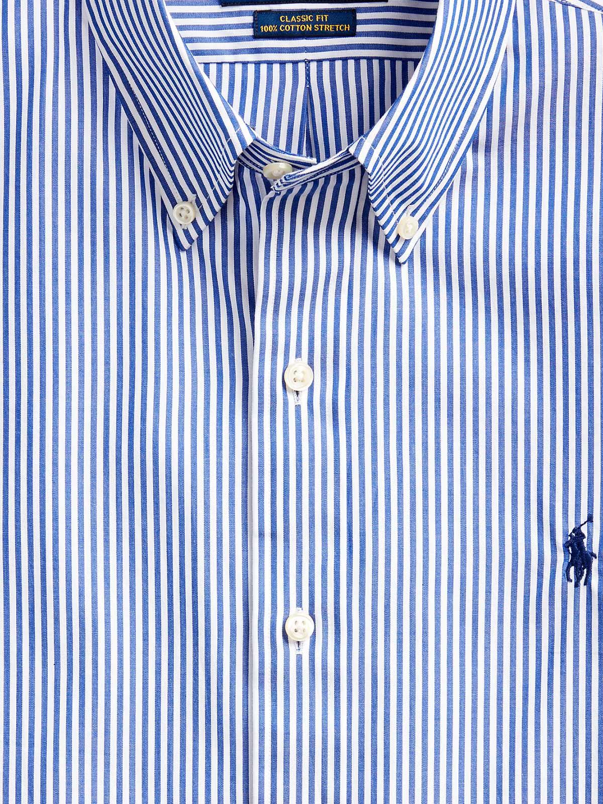 Immagine di POLO RALPH LAUREN | Camicia Uomo a Righe in Popeline