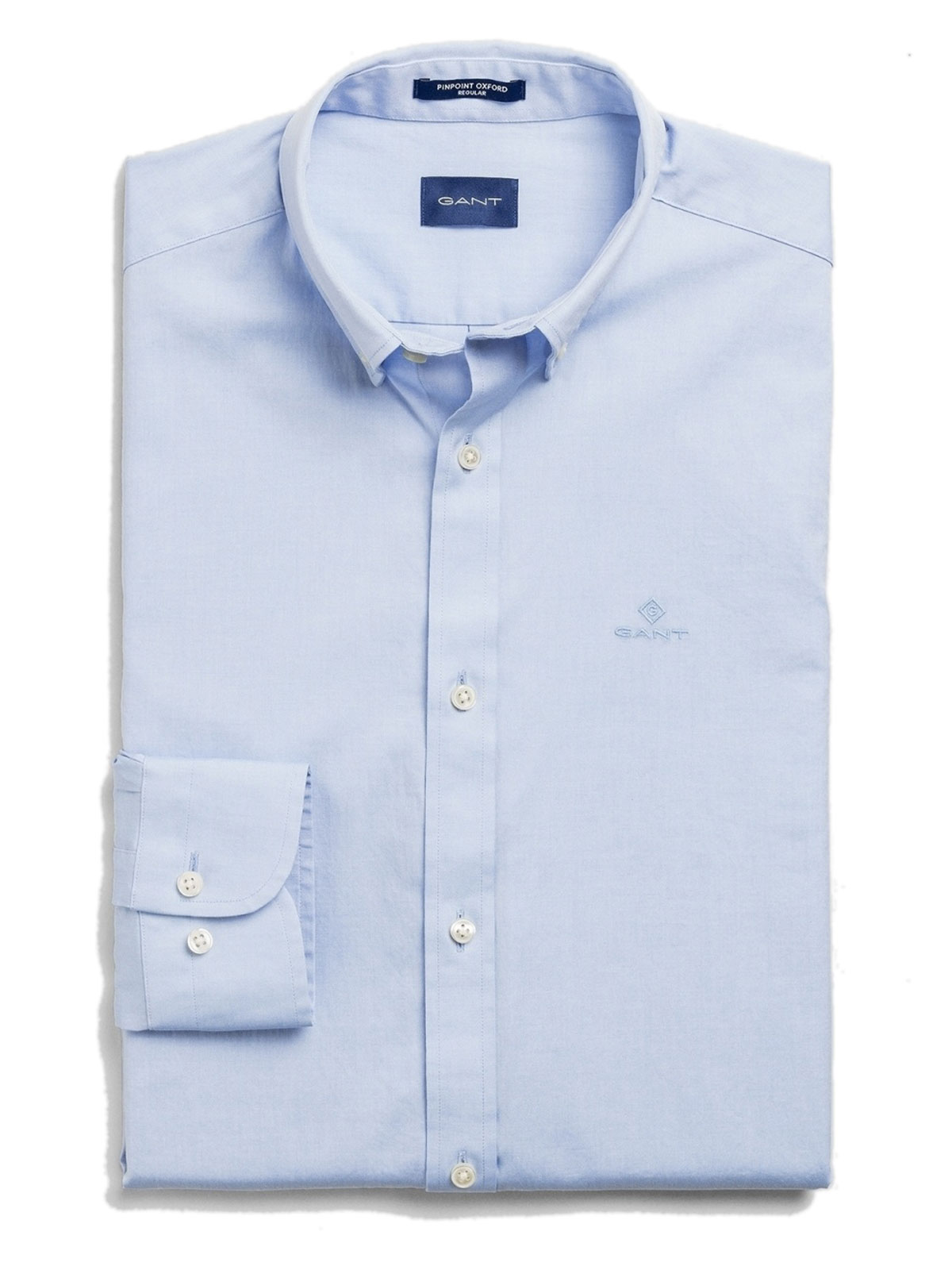 Immagine di Gant | Camicie Reg Pinpoint Oxford Bd