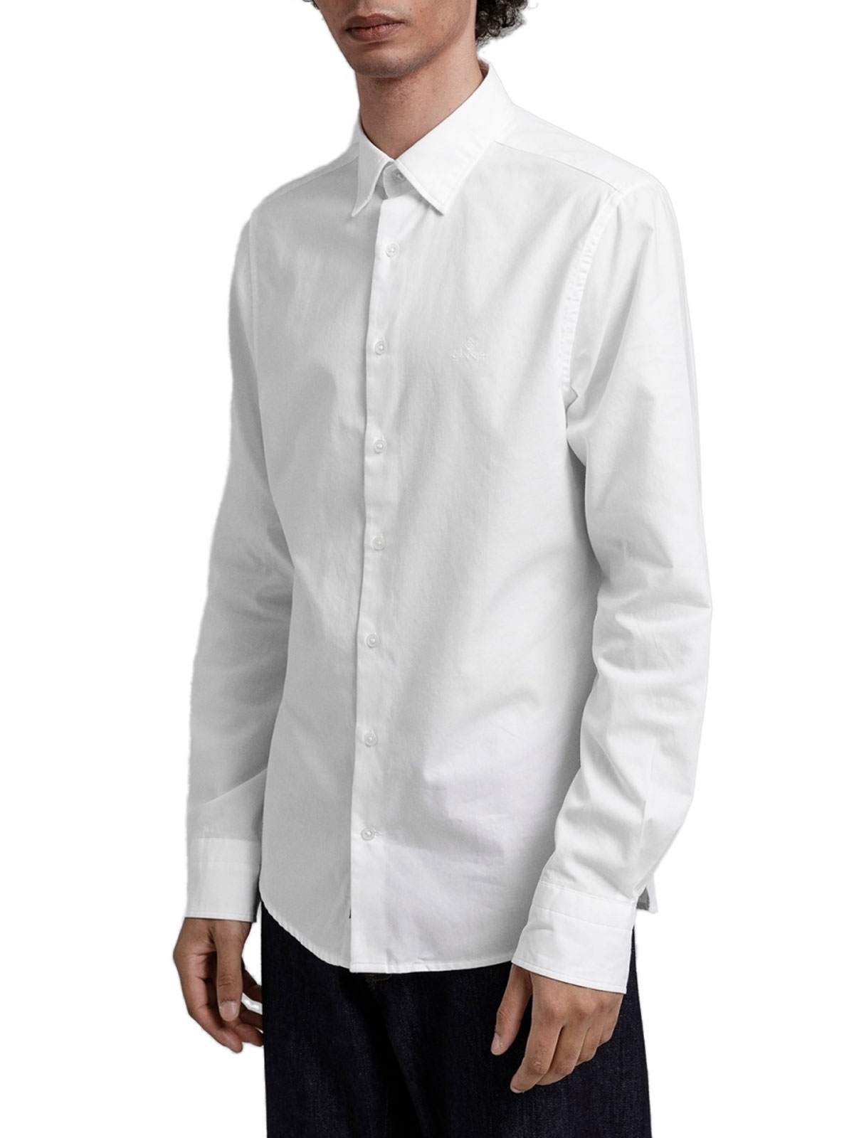 Immagine di Gant | Camicie Tp Oxford Plain Slim Hbd