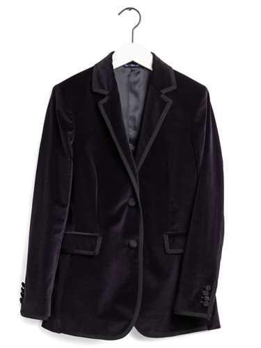 Picture of Gant | Giacche D2. Velvet Club Blazer