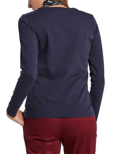 Immagine di Gant | T-Shirt Cott/Ela C-Neck Ls T-Shirt