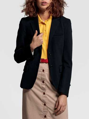 Picture of GANT | Women's Jersey Piqué Blazer
