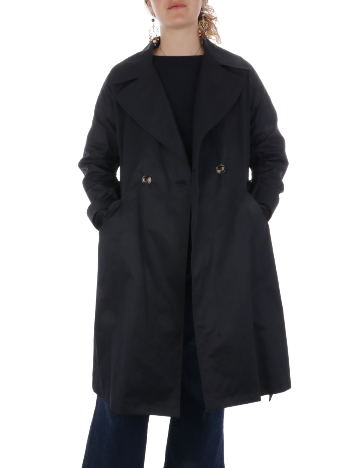 Picture of Victory Boat | Coat Trench Cotone