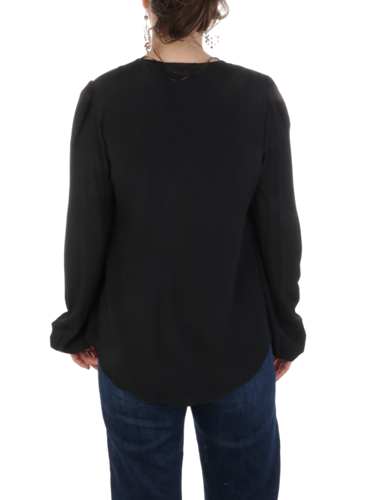 Picture of KAOS | Women's Silk Blend Blouse