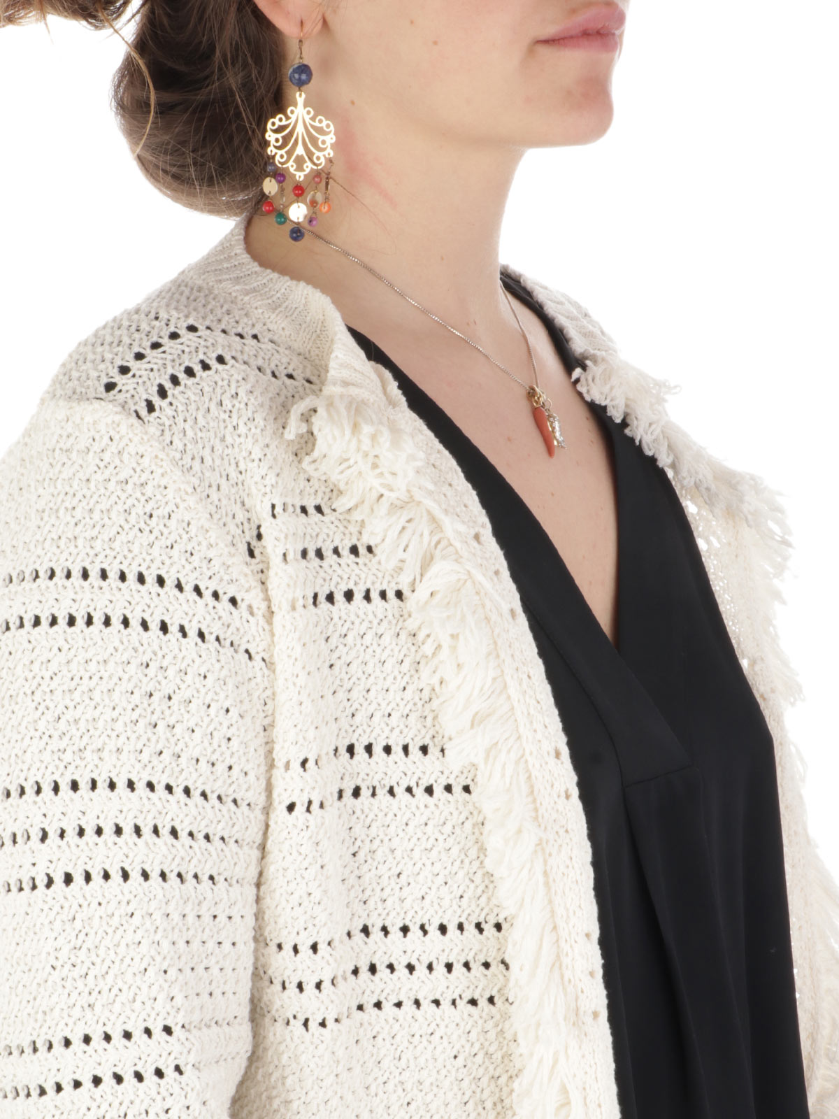 Picture of KAOS | Women's Crochet Cardigan
