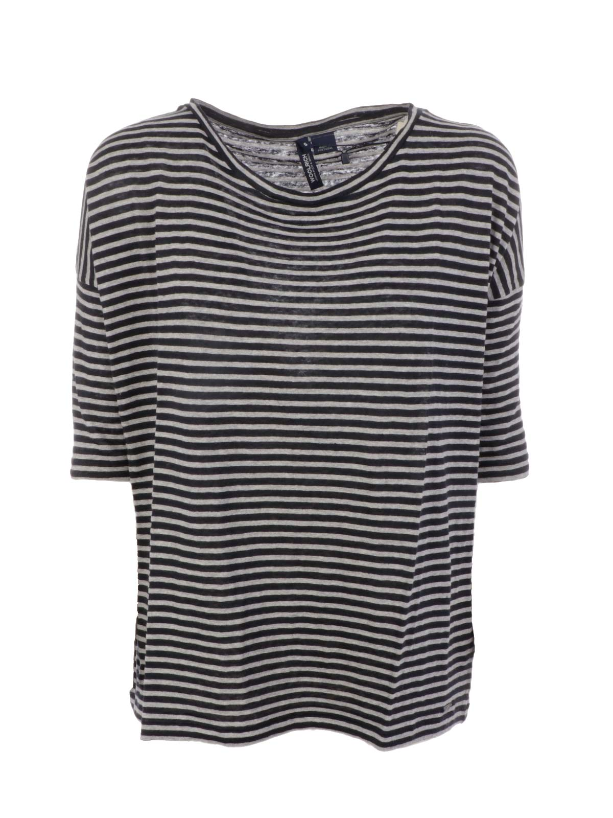 Picture of WOOLRICH | Women's Striped T-shirt