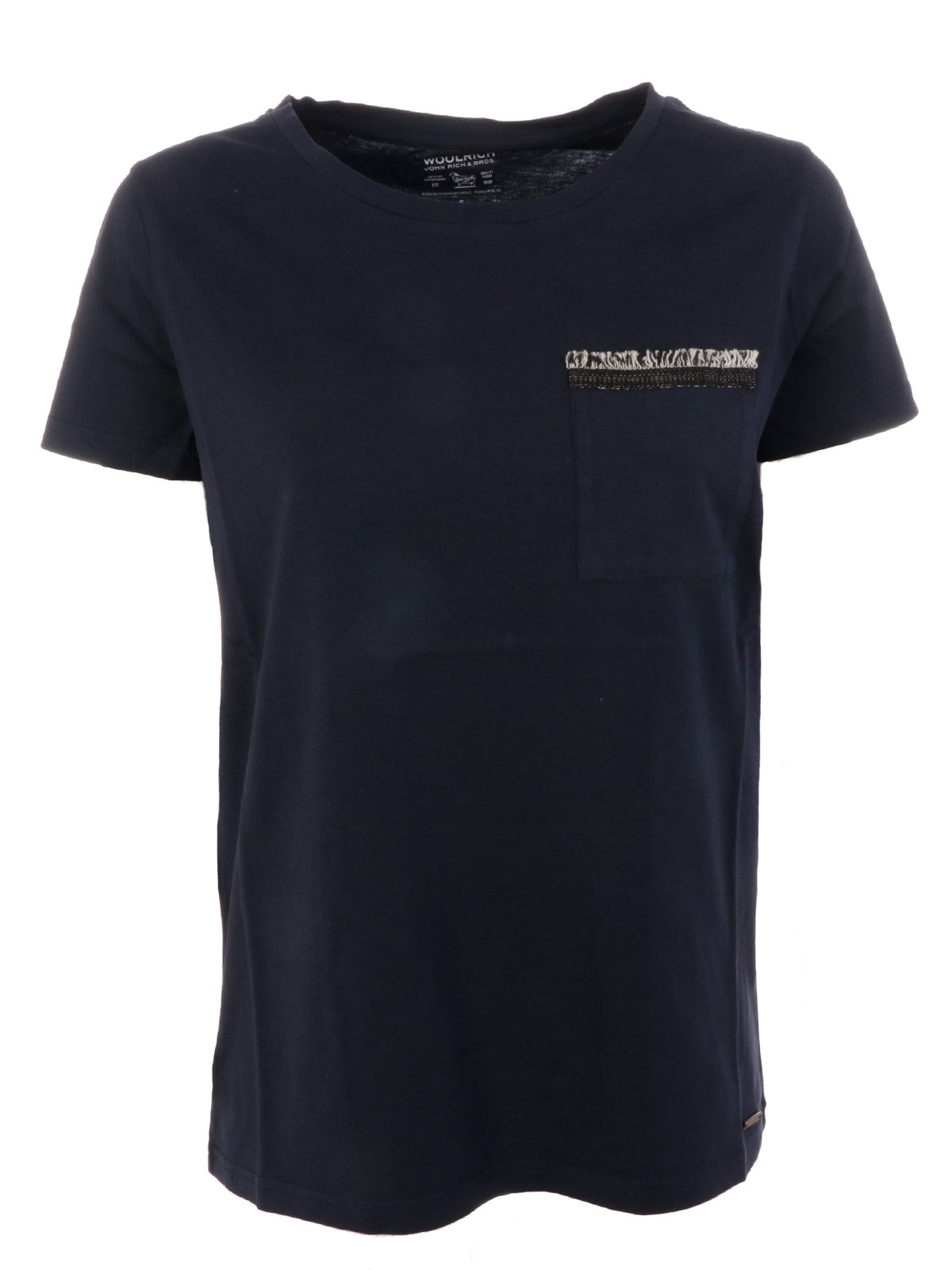 Picture of WOOLRICH | Women's Pocket T-shirt