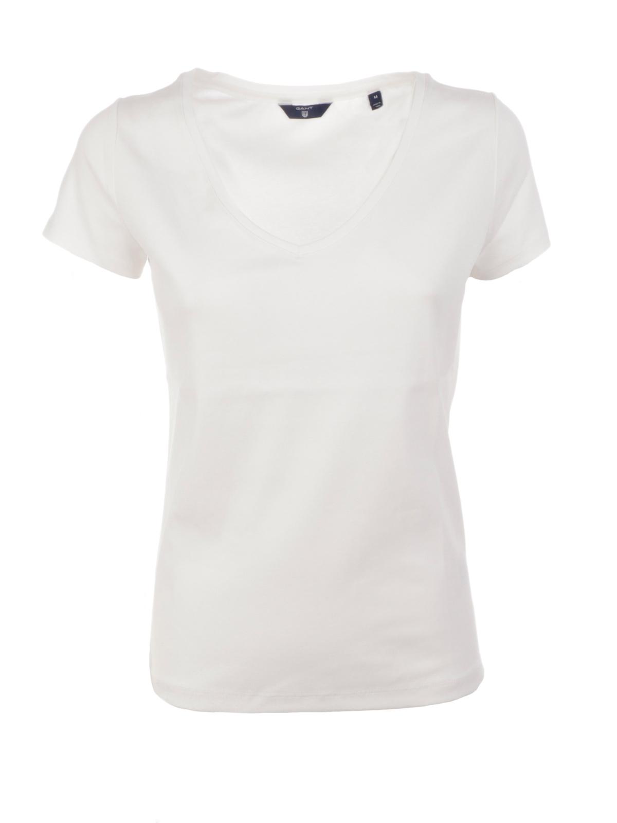 Immagine di GANT | T-Shirt Donna Elasticizzata