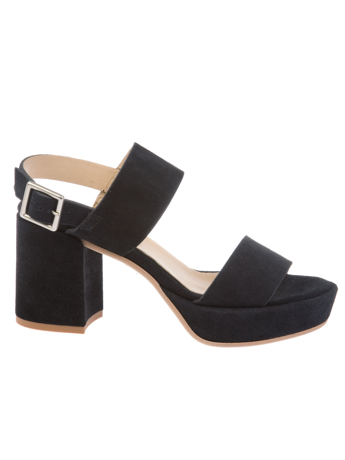 Picture of PEPEROSA | Suede Sandal