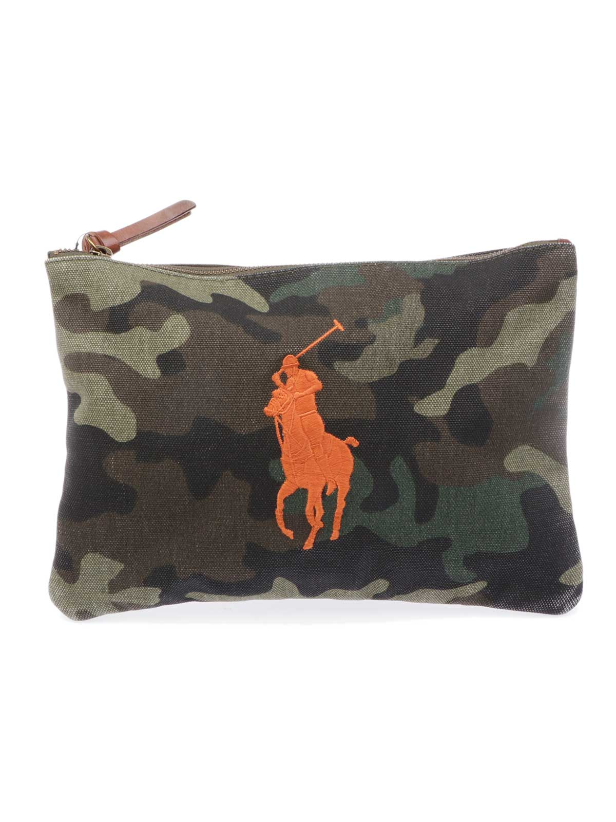 Picture of POLO RALPH LAUREN | Men's Camouflage Clutch Bag