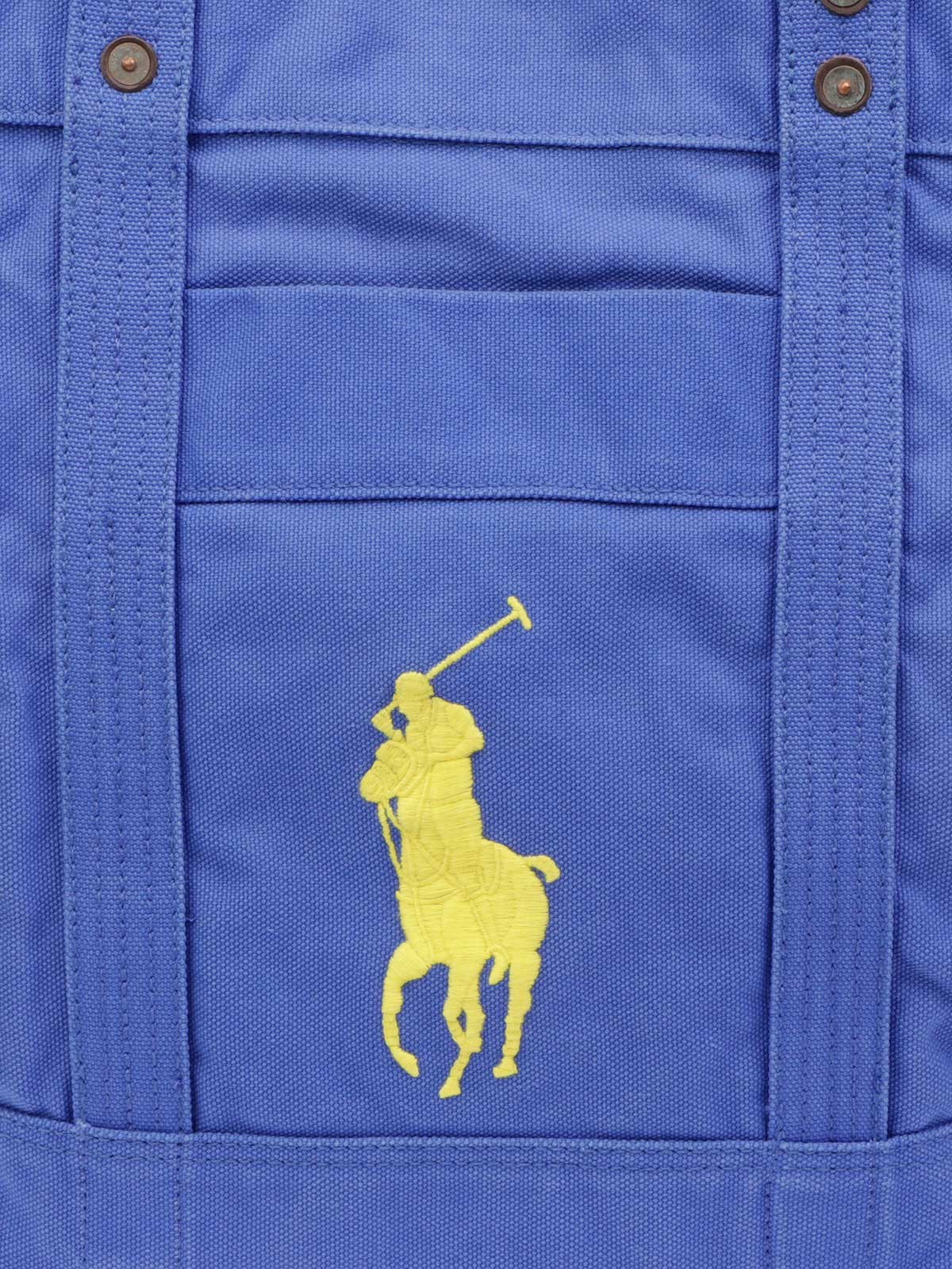 Picture of POLO RALPH LAUREN | Canvas Bag