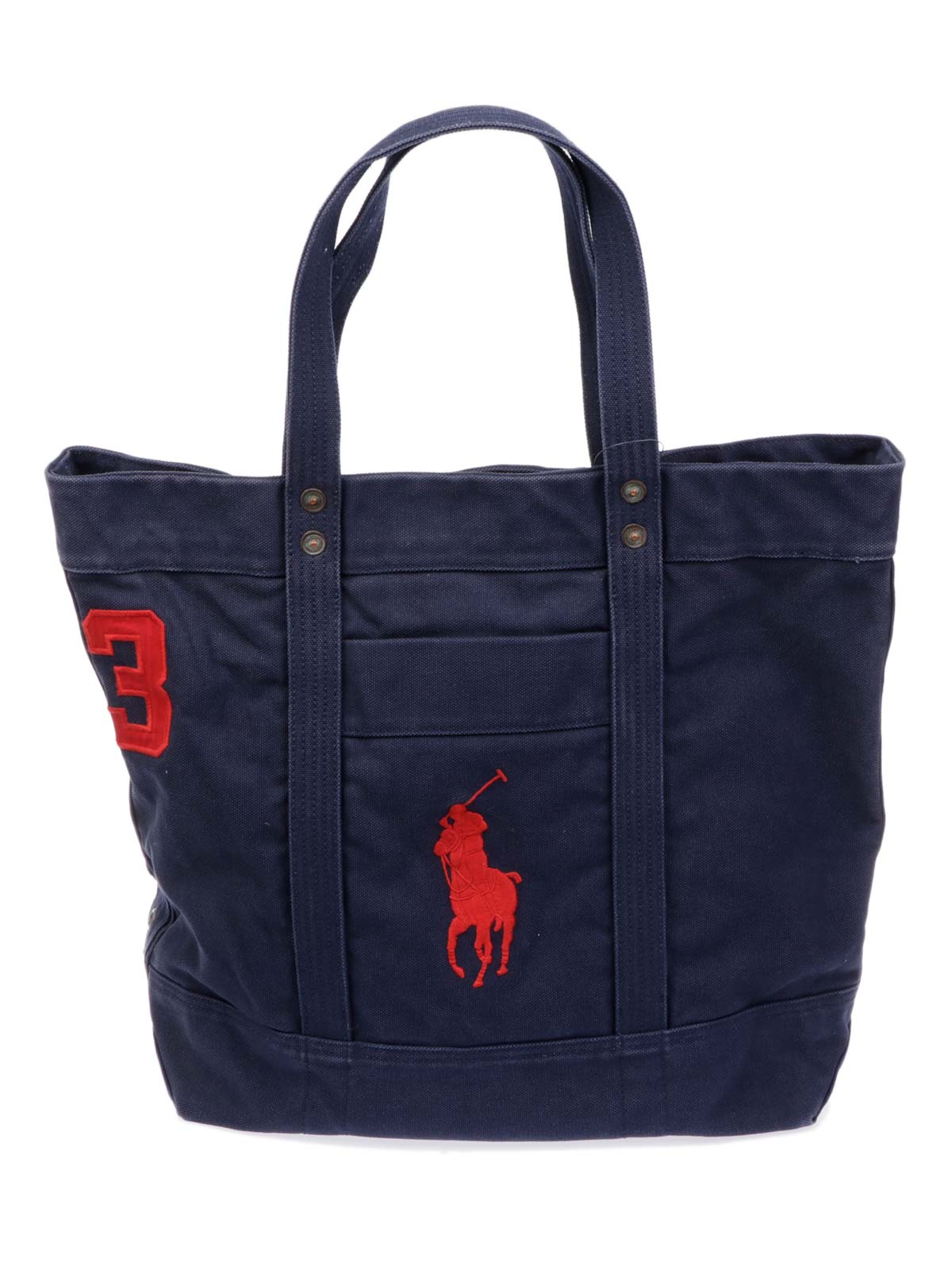 Picture of POLO RALPH LAUREN | Canvas Bag