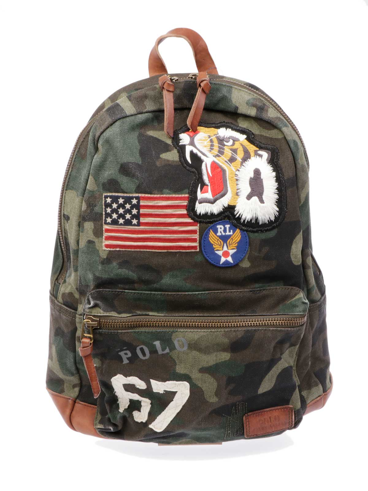 Picture of POLO RALPH LAUREN | Lionhead Dome Backpack