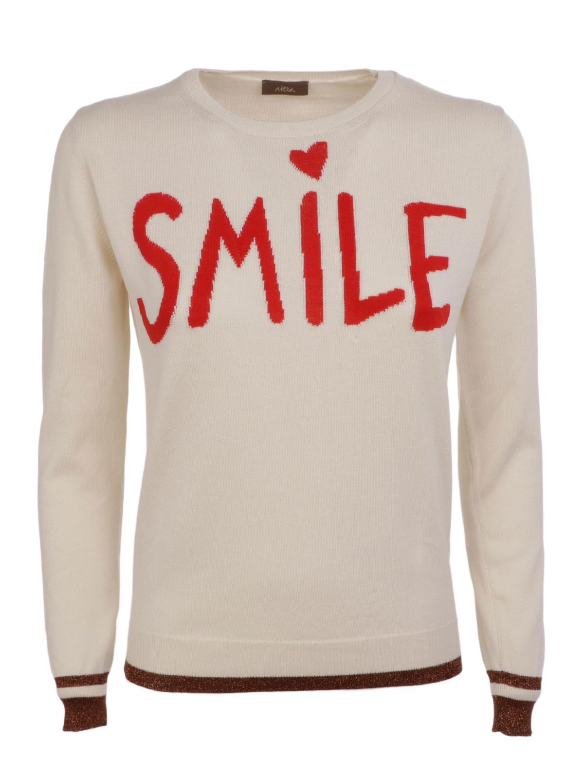 Picture of ALTEA | Women's Smile Sweater