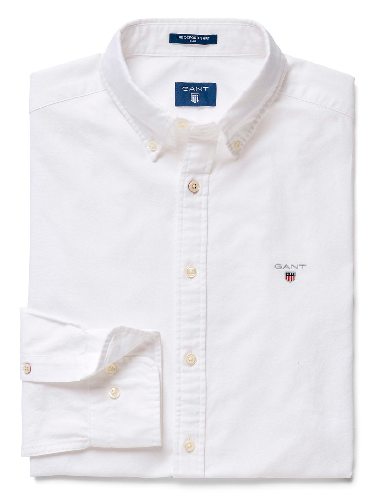 Picture of GANT | Camicie THE OXFORD SHIRT SLIM BD