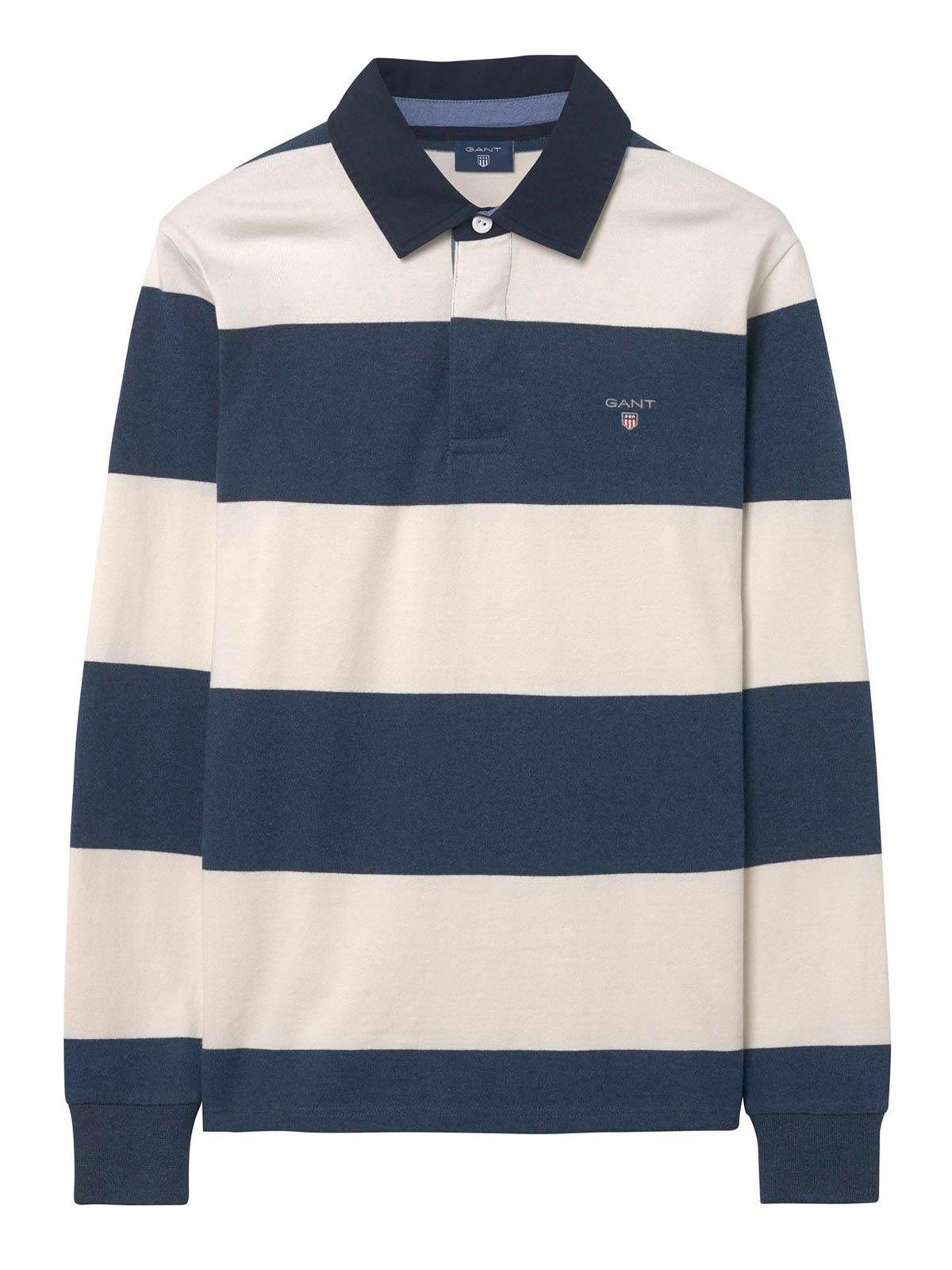 Picture of GANT | Men's Barstripe Rugby Polo Shirt