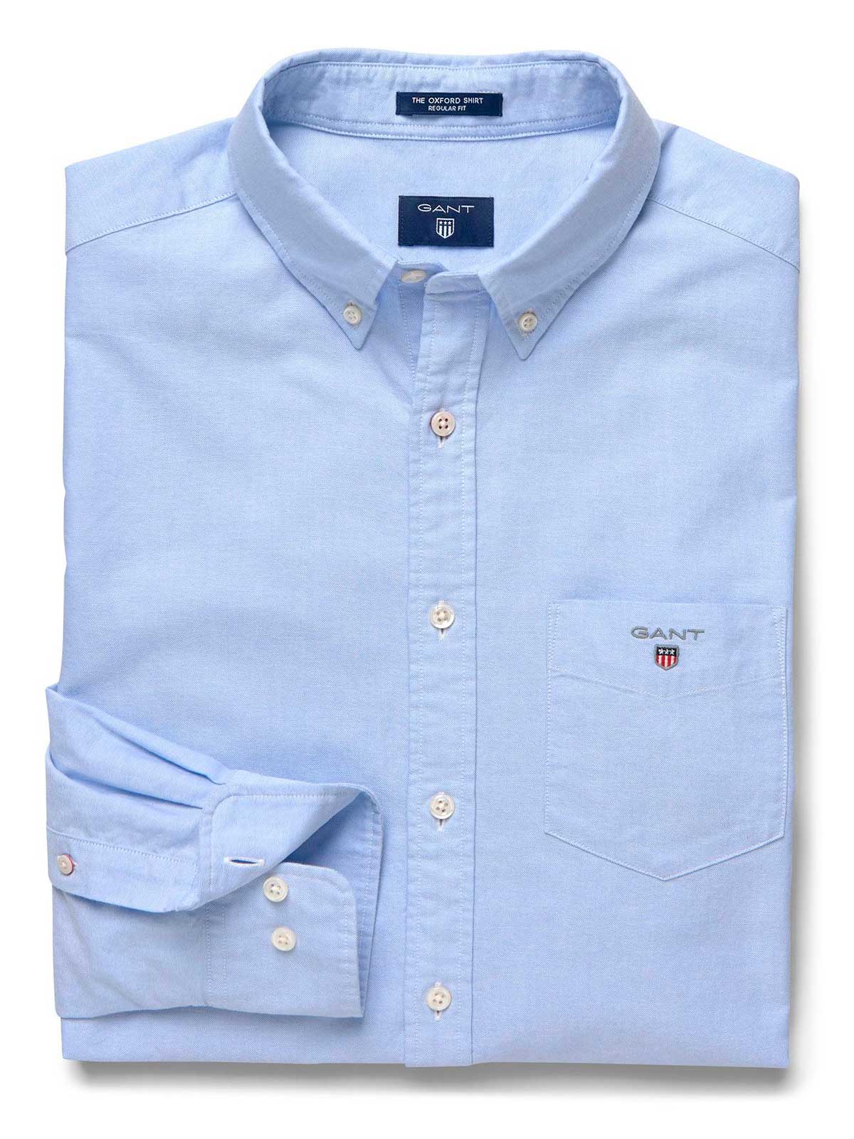 Picture of GANT | Camicie THE OXFORD SHIRT REG BD