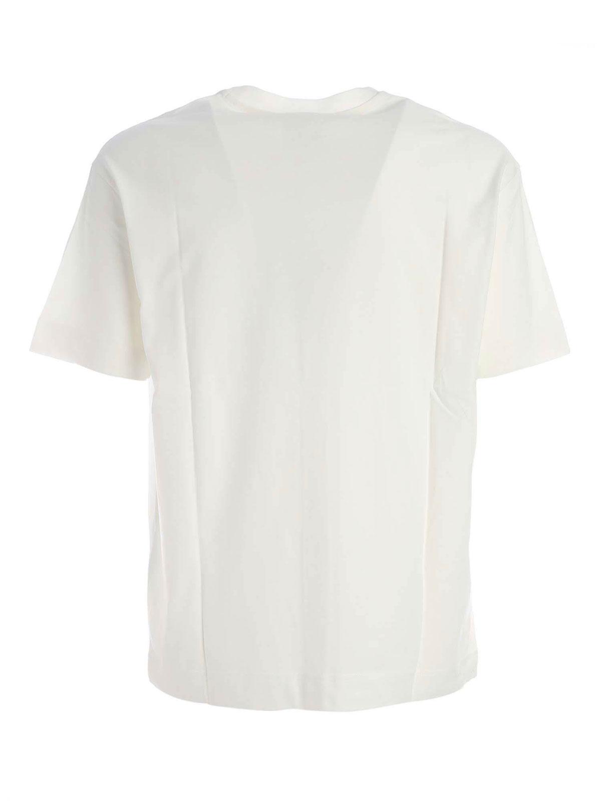 Picture of EMPORIO ARMANI | Men's Eagle T-Shirt