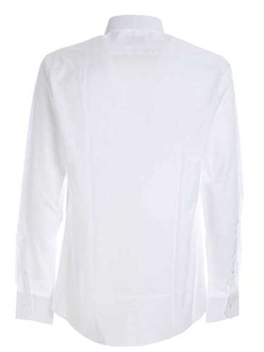 Picture of EMPORIO ARMANI | Men's New York Stretch Shirt