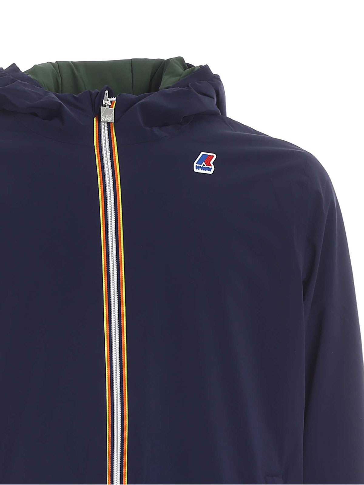 Picture of K-WAY   Men's Jacques Thermo Plus Double Jacket