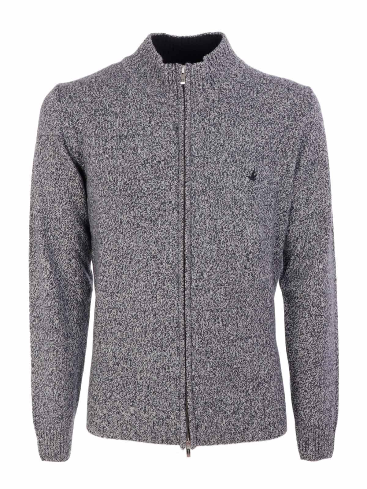 Picture of BROOKSFIELD | Men's Full Zip Sweater