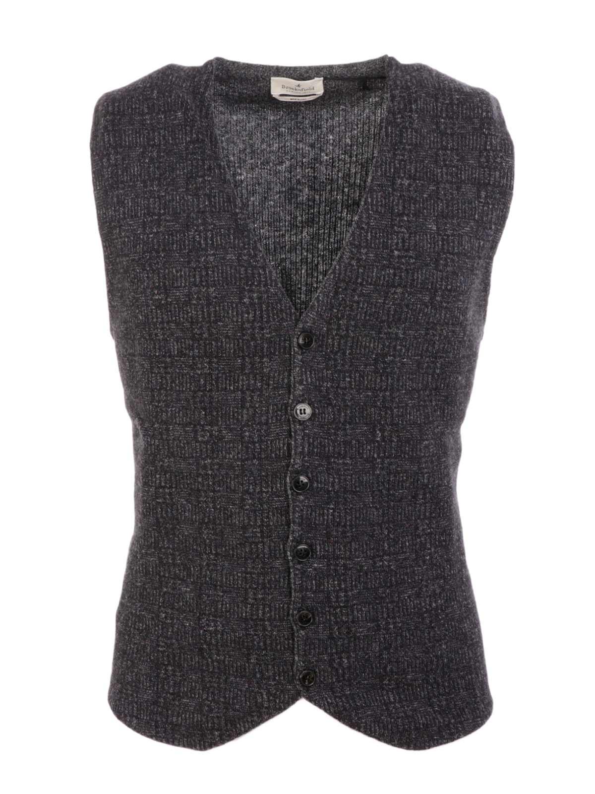 Picture of BROOKSFIELD | Men's Wool Gilet