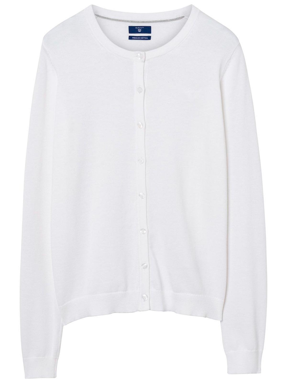 Picture of GANT | Women's Cotton Cardigan