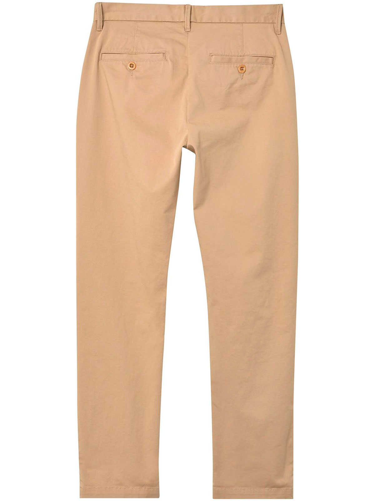 Womens Classic Cropped Chinos Trousers GANT bqpvdg