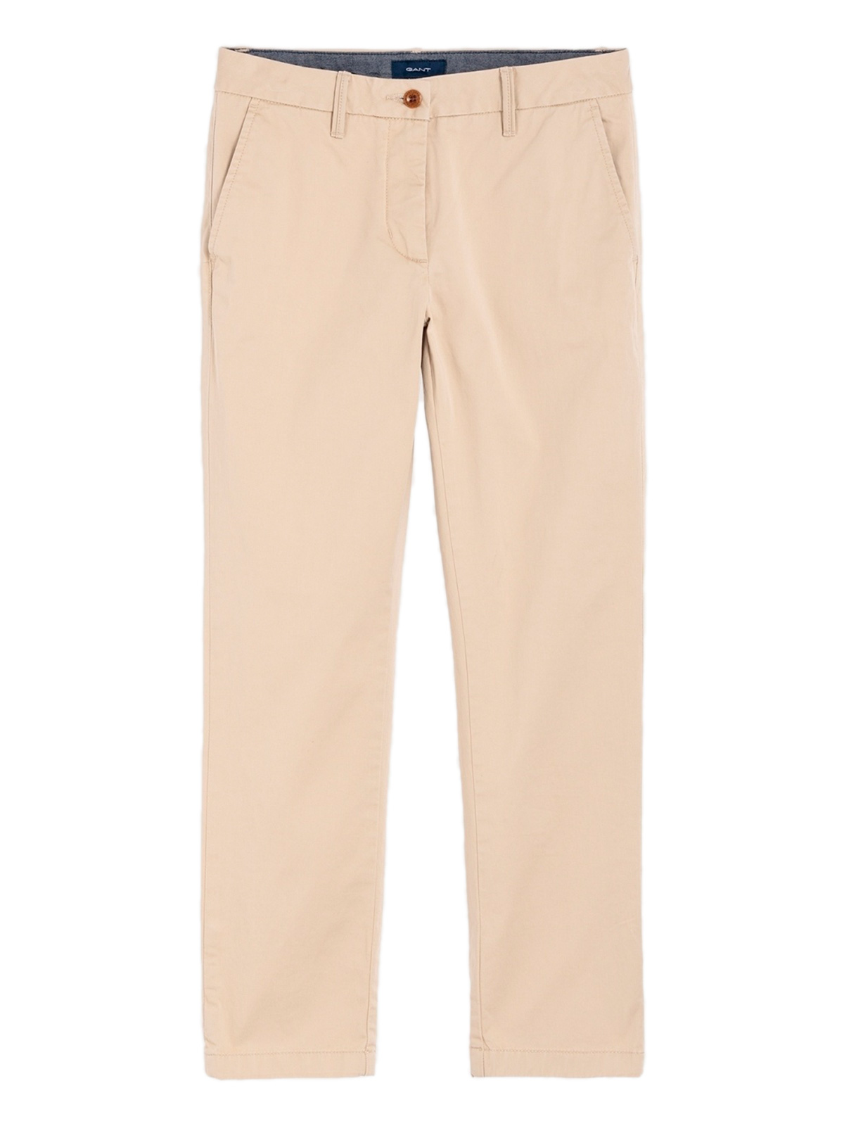 Picture of GANT | TROUSERS O1. CLASSIC CROPPED CHINO