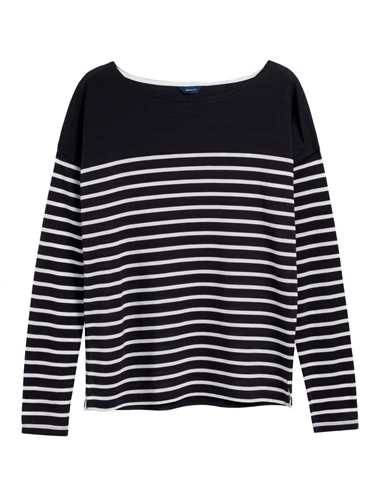 Picture of GANT | T-SHIRT O1. LIGHT WEIGHT STRIPED TOP