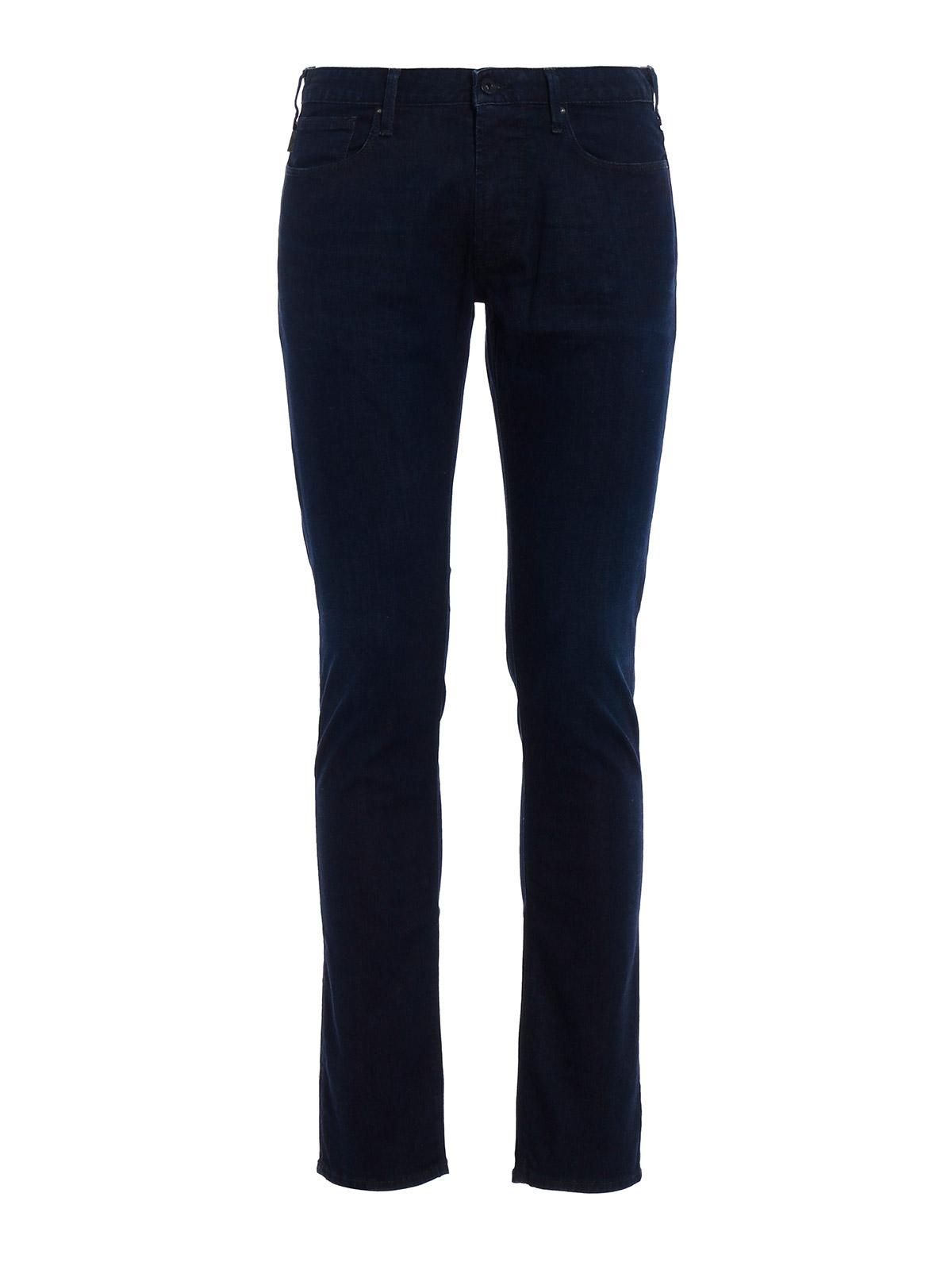 Picture of EMPORIO ARMANI | Men's J06 Slim Fit Jeans