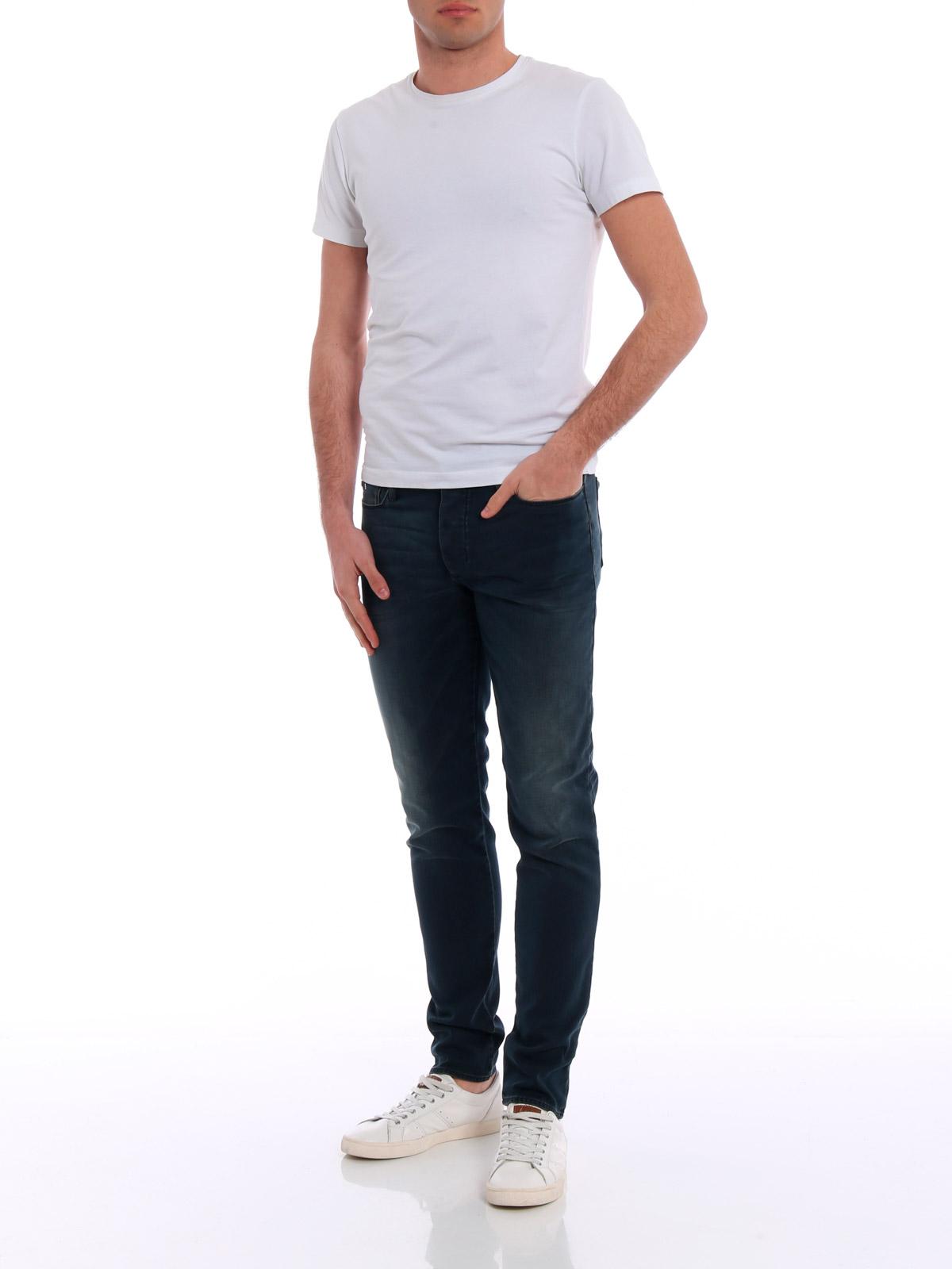Immagine di EMPORIO ARMANI | Jeans J11 Uomo Skinny Fit