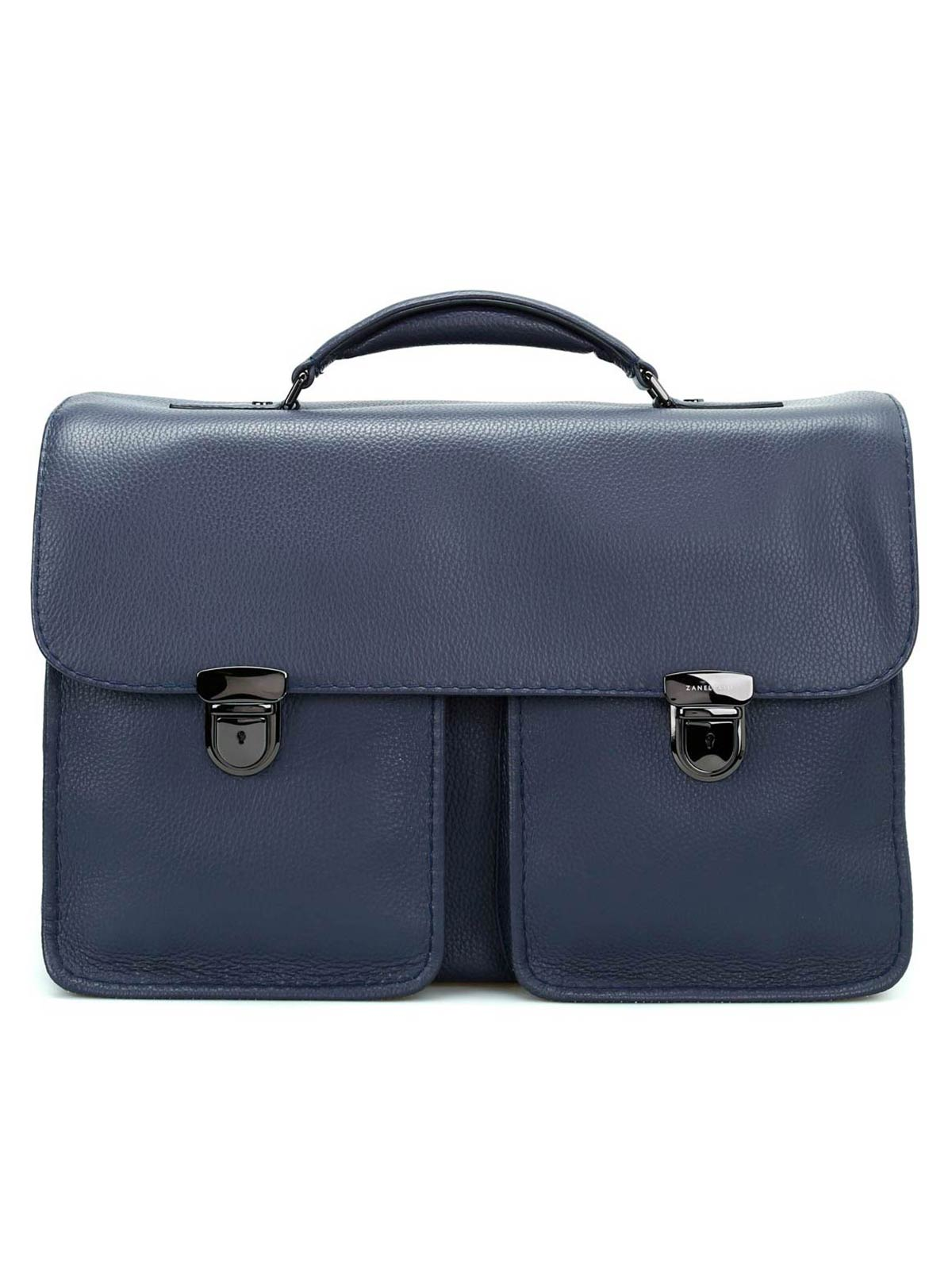 Picture of ZANELLATO | Men's Almirante Dollarone Bag