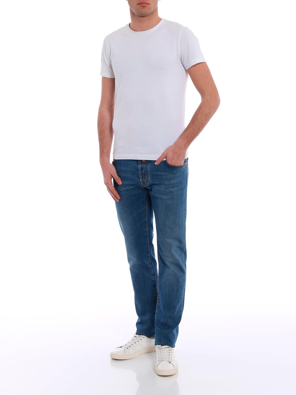 Picture of JACOB COHEN | Men's Style 622 Jeans