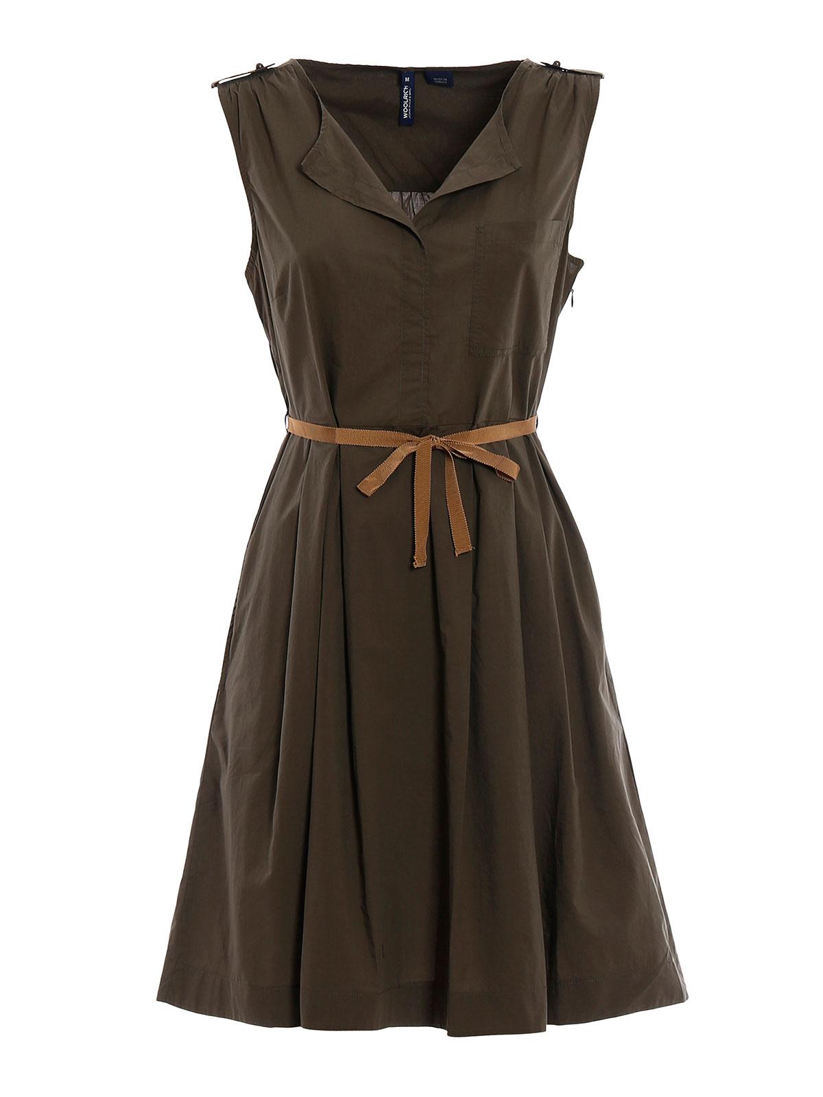 Picture of WOOLRICH | Women's Sleeveless Dress