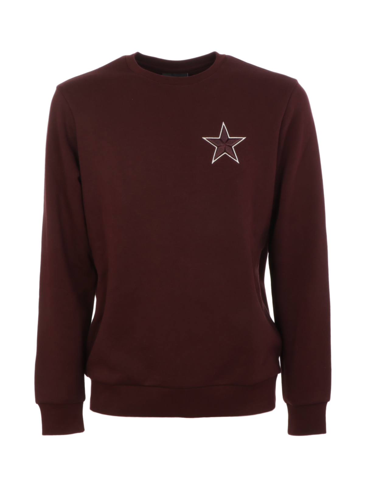Picture of EMPORIO ARMANI | Men's Sweatshirt with Star