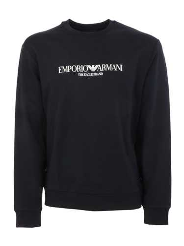 Picture of EMPORIO ARMANI | Men's Printed Sweatshirt