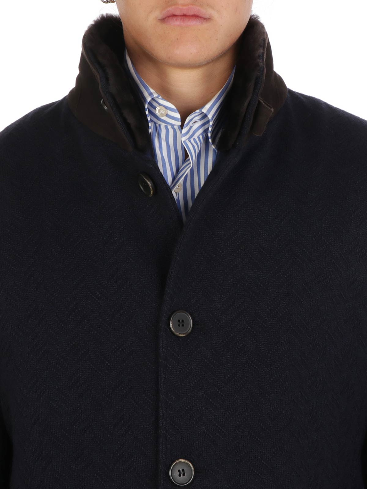 Picture of GIMO'S   Men's Wool Coat