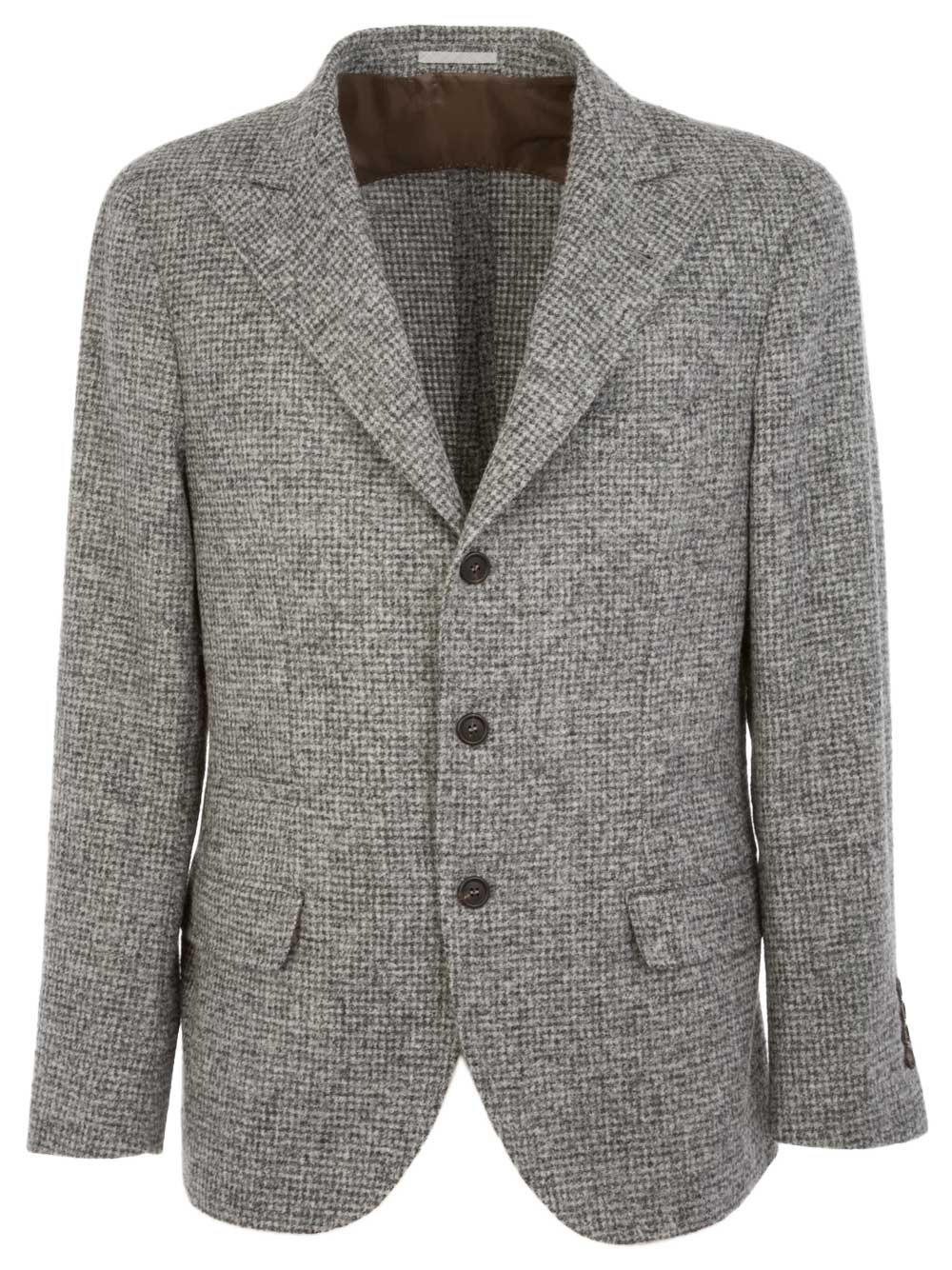Picture of BRUNELLO CUCINELLI | Wool Blazer