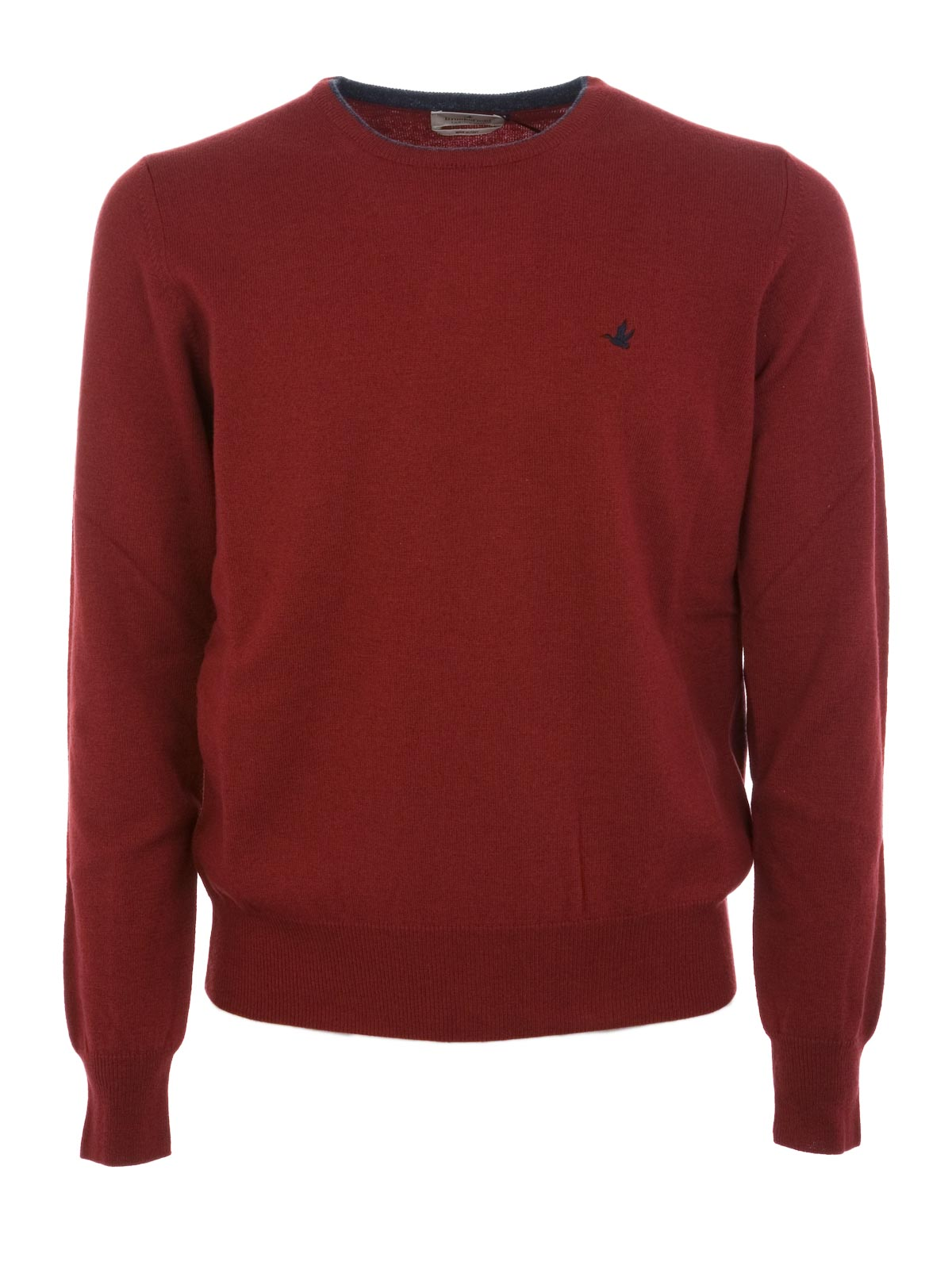 Picture of BROOKSFIELD | Wool Crewneck Sweater