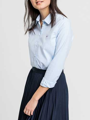 Picture of Gant | Shirts Stretch Oxford Solid