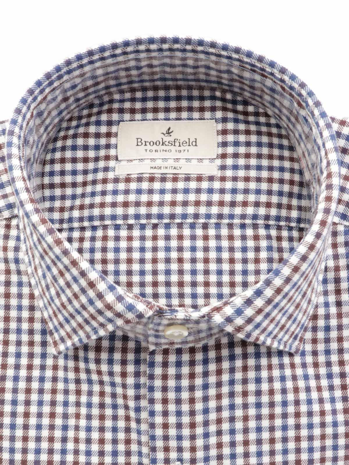 Immagine di Brooksfield   Camicie Slim Fit Shirt