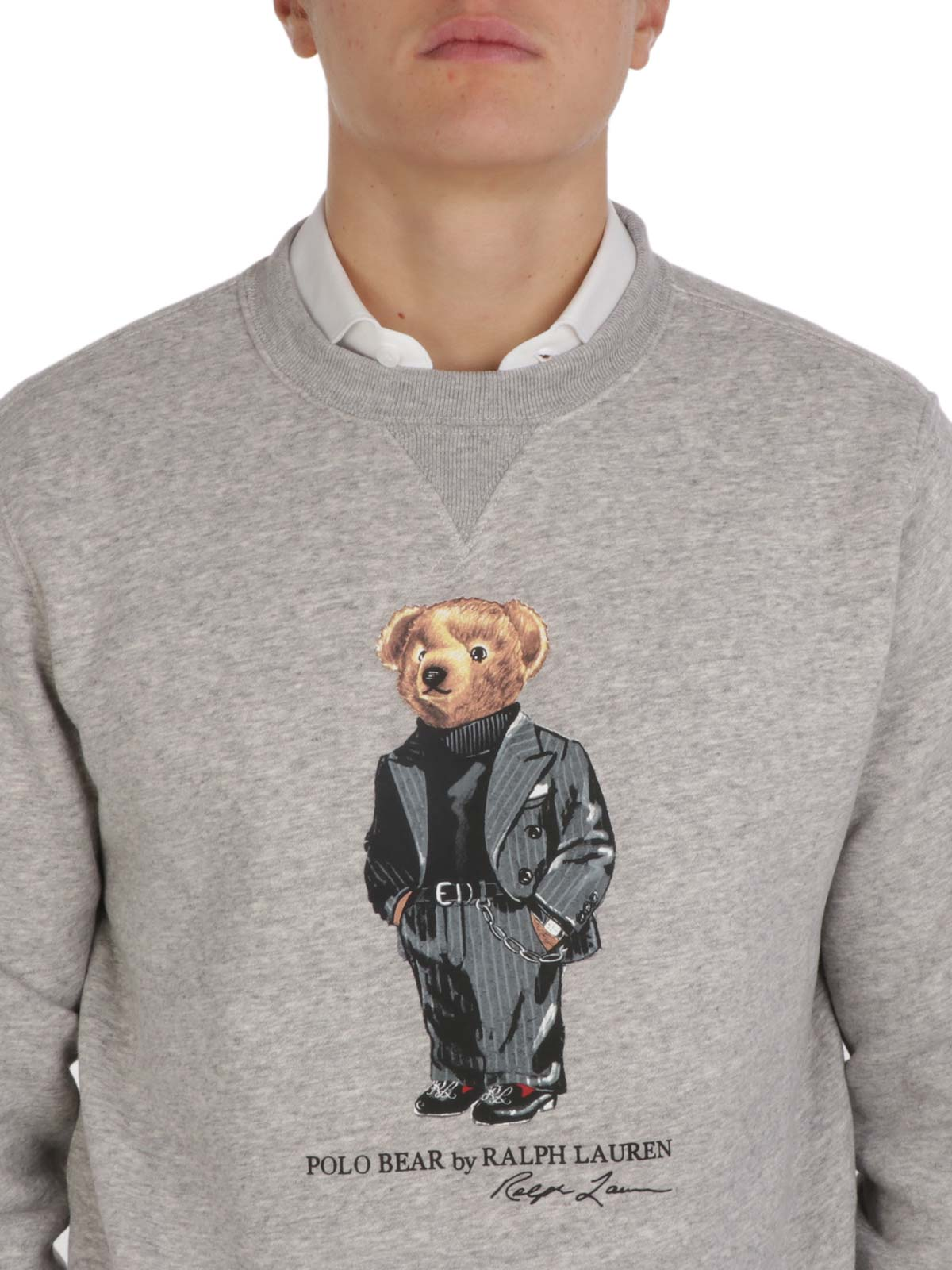 Picture of POLO RALPH LAUREN   Men's Polo Bear Sweatshirt