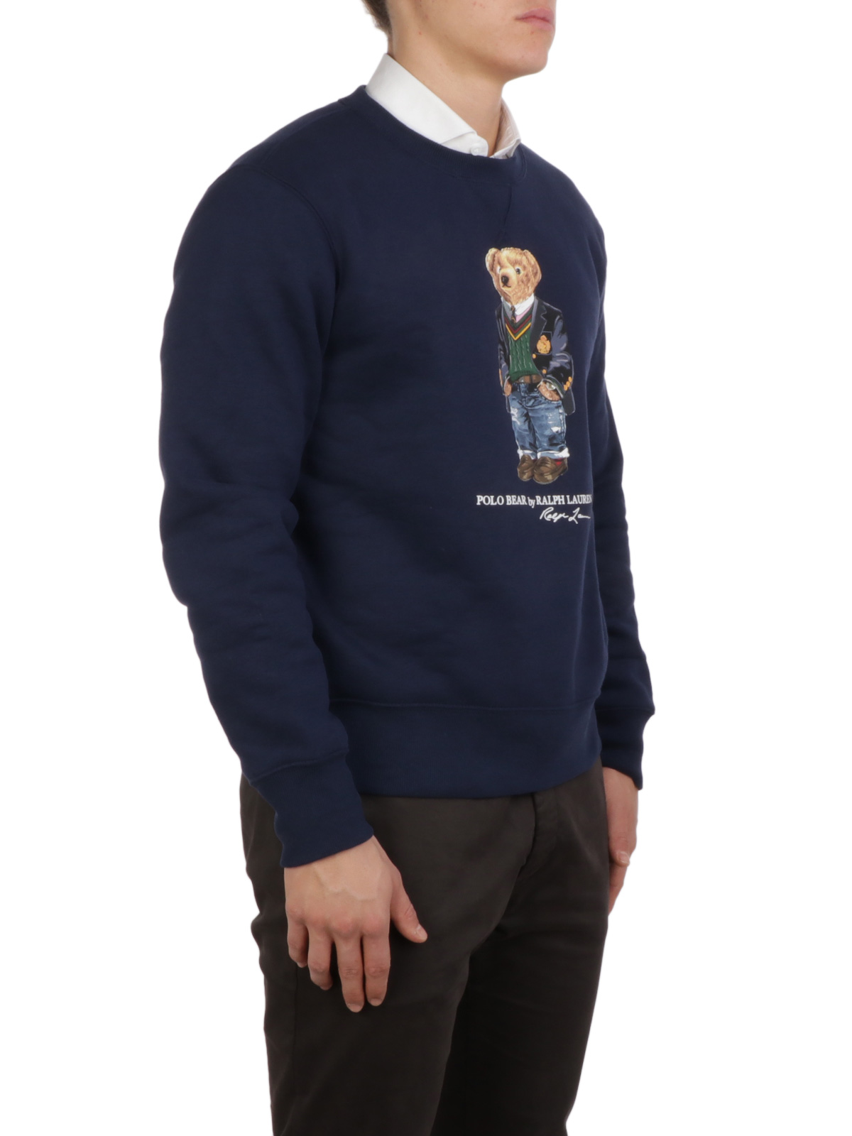 Picture of POLO RALPH LAUREN | Men's Polo Bear Sweatshirt