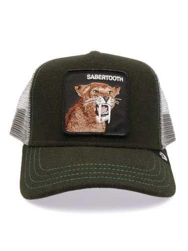 Picture of GOORIN BROS   Sabertooth Trucker Hat