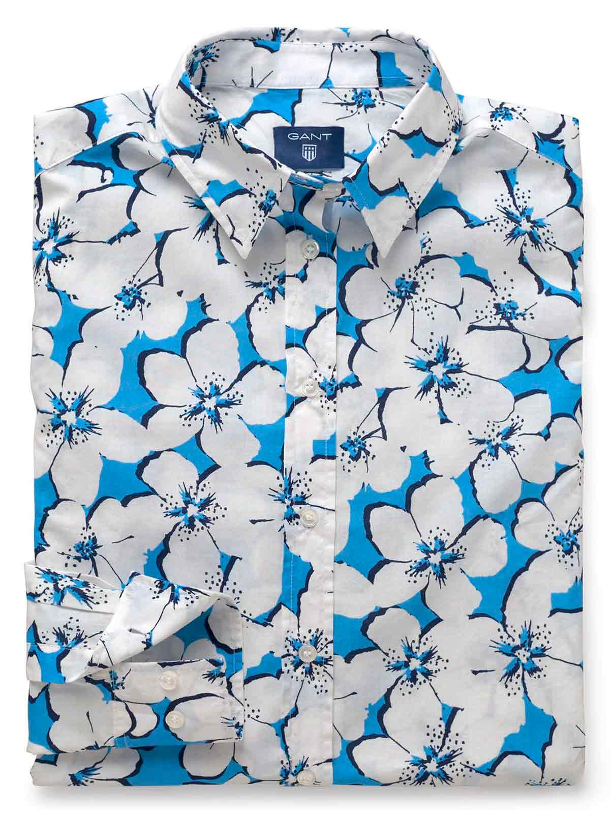 Picture of GANT | Women's Voile Orchid Shirt