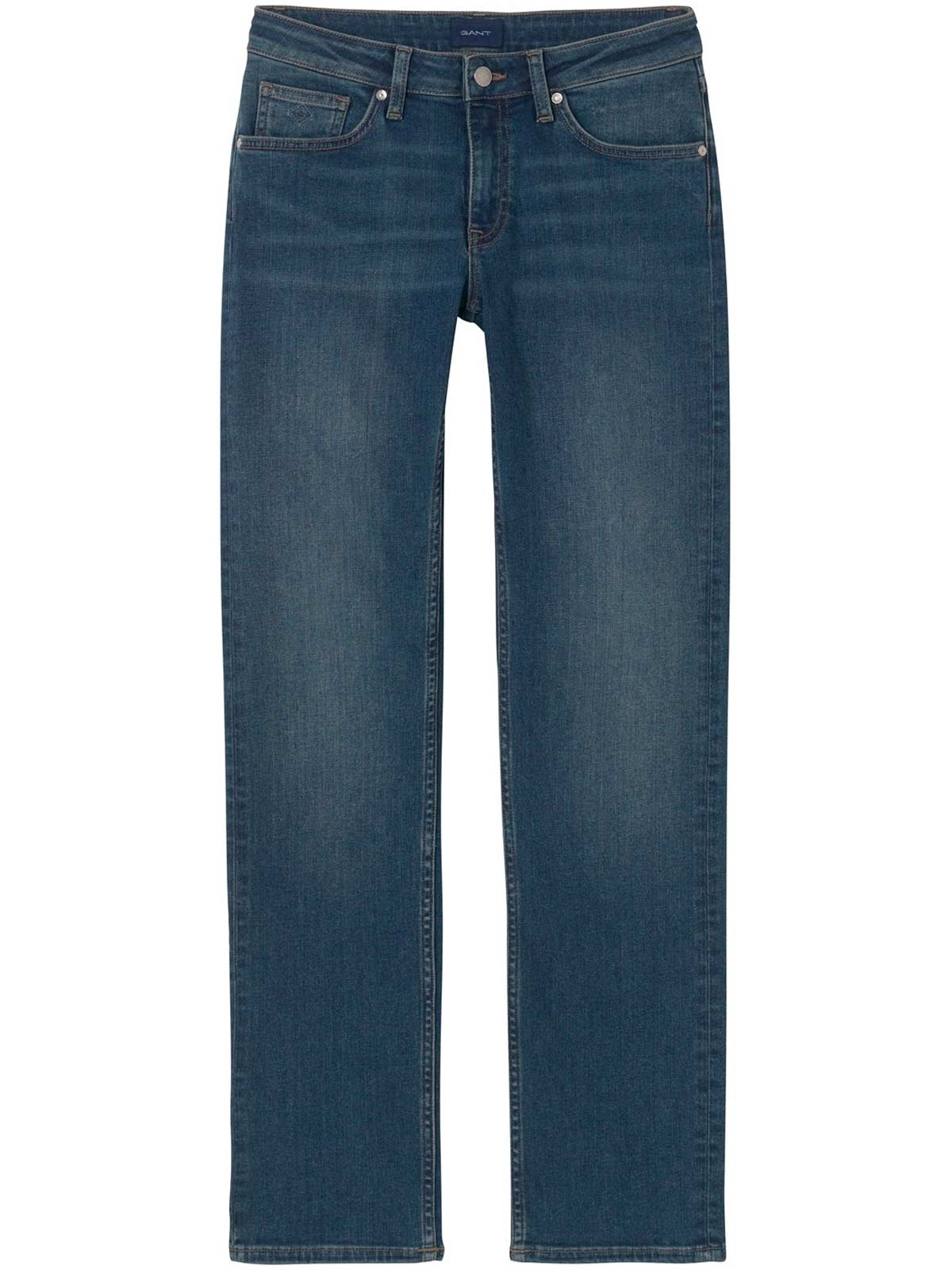 Immagine di GANT | Jeans Donna Straight Super Stretch
