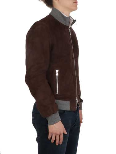 Picture of THE JACK LEATHERS | Men's Derek Suede Jacket